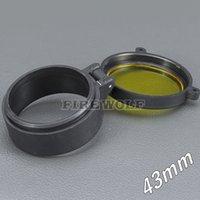 43-49mm Adapterring 43mm-49mm Filteradapter 43-49 mm