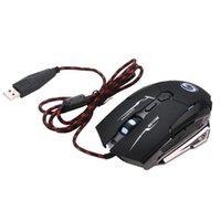 Wholesale gaming laptops for sale resale online - High Quality Hot sale Computer DPI D Buttons LED Wired Gaming Mouse For PC Laptop Mouse Gamer l0818