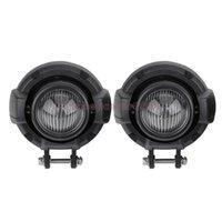 bmw ön farlar toptan satış-BMW F800GS R1200GS için LED Far Ön Sis Lambası Koşu Spot Işık