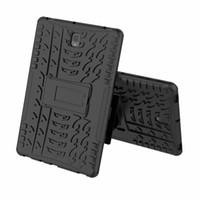 Wholesale Hybrid KickStand Impact Rugged Heavy Duty TPU PC Cover Case FOR Samsung Galaxy Tab E T560 A T580 T550 Tab S2 T810 TAB S3 CRexpress