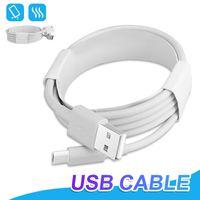 ladekabel 2m großhandel-Hohe qualität micro usb kabel datenleitung 1 mt 2 mt 3 mt 3ft 6ft 10ft high speed typ c ladekabel für samsung s8 s9