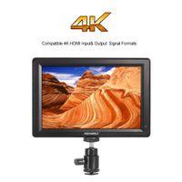 monitor para cámara réflex digital al por mayor-venta al por mayor F7 7 pulgadas Utra Slim IPS Full HD 1920x1200 4K HDMI en la cámara Video Monitor de campo para Canon Nikon Sony DSLR cámara Video