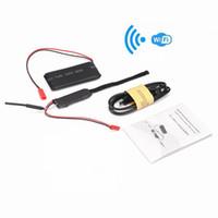 Wholesale dvr phone for sale - Group buy V55 HD P P Portable Mini Camera P2P Wifi Digital Video Recorder Camera DIY Module Mini DV IOS Android Phone APP Remote DVR