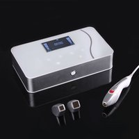 Wholesale intelligent skin - Intelligent Fractional RF Machine Thermage Radio Frequency Face Lift Skin Tightening Wrinkle Removal Dot Matrix RF Machine