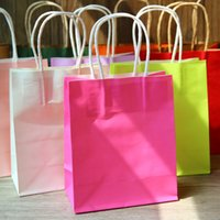ab0b95bb0 bolsas de regalo de papel para bodas al por mayor-Bolsas de papel de Kraft
