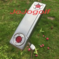 Wholesale Golf Clubs Weight - high quality golf putter CNC model Newport 2 or 2.5 putter with 15g weights removeable headcover  wrench golf clubs