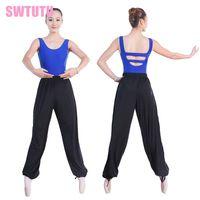 f6b5bac092e2 Wholesale Ruffle Pants Dance - Buy Cheap Ruffle Pants Dance 2019 on ...