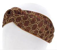 Wholesale headwrap for sale - Group buy 2018 Red friange letter ELASTIC stripe Headband runway Headwrap Strap WOMEN Blooms print silk Headband glisten letter ELASTIC stripe Headban
