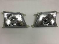 faros de toyota al por mayor-Luces de la lámpara principal para Toyota LAND CRUISER Prado FJ90 RZJ95 RZJ90 VZJ95 KZJ95 1996 1997 1998-2002 izquierda o derecha 81150-60620 81150-6A130