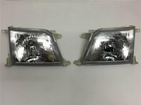 ingrosso luci della testa del toyota-Luci per fanali anteriori per Toyota LAND CRUISER Prado FJ90 RZJ95 RZJ90 VZJ95 KZJ95 1996 1997 1998-2002 sinistra o destra 81150-60620 81150-6A130