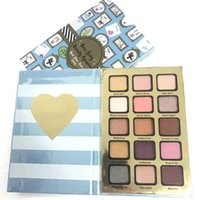 Wholesale best eyeshadow palettes for sale - Group buy Hot Sale Faced Boss Lady Beauty Agenda Eyeshadow color Eye Shadow Palette Best Year Ever DHL shipping