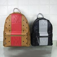 sırt çantaları koreası toptan satış-2017 marka sıcak yeni ürün Güney Kore moda horoz çanta sıcak punk tarzı tasarımcı sırt çantası