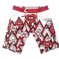 loup boxeur achat en gros de-Ethika Heart Balloon Impression Hommes Sous-vêtements Shorts Sports Boxer Pantalon Taille S-XXL, (hulk / Hollywood / Neige Loup / Rayons X ~ S-XL) Livraison gratuite