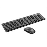 ingrosso ricevitore universale del mouse-Pink Black Universal Silm Mouse Set tastiera senza fili 1200 dpi Mouse ottico con ricevitore USB per notebook Desktop Notebook