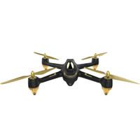 corpo de zangão venda por atacado-Hubsan X4 H501S X4 Brushless FPV RC Quadcopter Drone BNF Corpo Aeronave com 1080 P HD Camera GPS sem Transmissor Preto Branco
