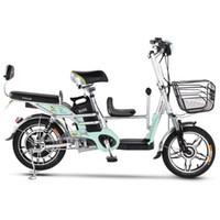 ingrosso sedile bicicletta elettrico-16 pollici bicicletta elettrica batteria al litio 48V Seggiolino per bambini famiglia-bambino bicicletta elettrica all'aperto City scooter elettrico ebike