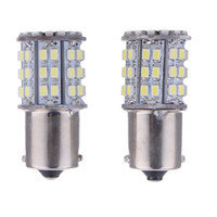 Wholesale led stop tail turn bulbs - 1156 SMD Turning Light Led Corner Signal Lamps Auto Car Brake Tail Stop Light Lamp