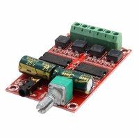 усилитель класса d hifi оптовых-JINSHENGDA XH-M531 цифровой усилитель доска HIFI класс D аудио усилитель доска