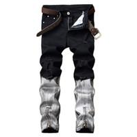 más nuevo mejor calificado estilo atractivo nuevas imágenes de Venta al por mayor de Pantalon Blanco Abrigo Negro - Comprar ...