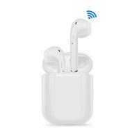 bluetooth headsets für blackberry großhandel-i9S TWS Bluetooth-Kopfhörer Ohrhörer Wireless Air Headsets pods Ohrhörer Protable Bluetooth Headset Ohrhörer für IPhone 9 Neu