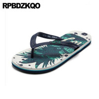 ingrosso belle scarpe di gomma-Water Waterproof Men Flip Flop Plus Size Mens Sandali 2018 Summer Outdoor Designer Diapositive Nice 46 Shoes Large Rubber Slippers