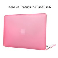estuches para macbook 13 pulgadas al por mayor-Premium New Matte Rubberized Full Protege el estuche rígido de plástico duro para Macbook 11/12/13/15 pulgadas concha protectora