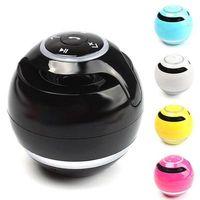 haut-parleurs multi-bluetooth achat en gros de-Bluetooth haut-parleur sans fil appelant main libre FM Carte TF Bluetooth multifonction haut-parleur Bluetooth pour téléphone, tablette PC, iPod 5