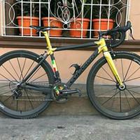 Wholesale Complete Carbon Bikes - colnago C60 Road carbon complete Bikes Online with Original ULTEGRA + 454 Carbon Wheelset 30 colors 2018