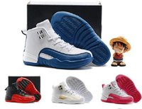 Wholesale Youth Boys Size 12 - New 12 Kids Basketball Shoes Youth Children's Athletic 12 Sports Shoes for Boy Girls Shoes Free Shipping size:28-35