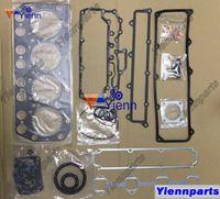 Yanmar 3TNV70 Engine Gasket Kit for Excavator Loader Generator John deer XUV850D