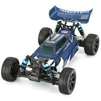 rc araba için fırçasız motorlar toptan satış-1:10 4WD RC Araba Off-road Kamyon RTF 3650 3300KV Fırçasız Motor / 45A Sıçrama geçirmez ESC / 3.5 kg Standart Servo Yarış Arabaları