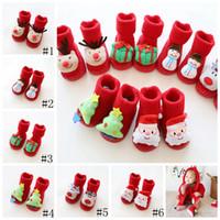 ingrosso primi calzini da scarpe da bambino-