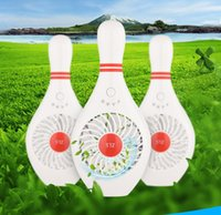 Wholesale batteries for laptops china resale online - Summer Portable Rechargeable Air Cooler Mini Operated Hand Held USB Battery Cute Fan for PC Laptop Air USB Cartoon Fan