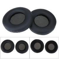 Wholesale headphone cushion replacement resale online - Hot Replacement Ear Pad Soft Ear Cushion for AKG K550 K551 K553 Headphones Replacement Ear Cushions Earpads Cover