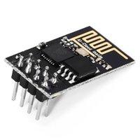 модуль esp8266 оптовых-ESP-01 ESP8266 2,4 ГГц WiFi модуль для Arduino 0,94 х 0,55 х 0,04 дюйма