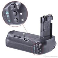 Wholesale mark 7d camera for sale - Group buy Mamen KM D2 Vertical Battery GRIP for CANON EOS D MARK II Digital SLR Camera