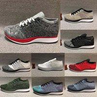 zapatos deportivos de moda con zoom al por mayor-nike Air zoom racer 1 2018 RACER zapatos casuales para mujeres, hombres, zapatos de deporte de moda transpirable de alta calidad Balck Gray zapatillas deportivas tamaño 36-45