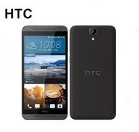 Wholesale phone smart cores for sale – best Refurbished original HTC ONE E9 E9 E9W G LTE Dual SIM inch Octa Core GB RAM GB ROM MP Camera Androd Smart Phone Free DHL