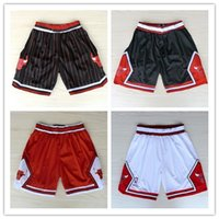 Wholesale hot men running short for sale - Group buy 2018 HOT SALE New Season Authentic CHI Running Basketball Jersey Shorts Chicago state Men and youth Bulls Short Jerseys