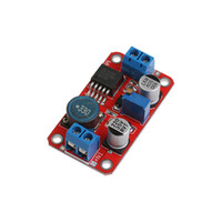 Wholesale step up boost module for sale - Group buy XL6019 DC DC Step Up Boost Power Supply Module Adjustable Power Converter Board