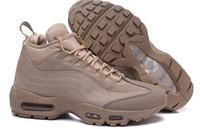 botas de media hombre al por mayor-2018 nuevos hombres Zapatillas de deporte de entrenamiento, 95 25 aniversario de MID Zapatillas de baloncesto, Botas militares Otoño de hombre, tobillo, Zapatos con cierre hermético, tienda de yakuda