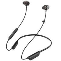 fones de ouvido do ouvido da orelha do oem venda por atacado-I-INTO I6 Headset Genuine Preto In-Ear Headphones I-INTO I6 BSEGWW Fones De Ouvido Handsfree Para Samsung Galaxy S8 S8 Além disso OEM Fones de Ouvido DHL