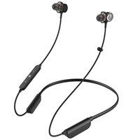 écouteurs authentiques achat en gros de-Nouveau I-INTO I6 Casque Véritable Noir In-Ear Casque I-INTO I6 BSEGWW Écouteurs Mains Libres Pour Samsung Galaxy S8 S8 Plus OEM Écouteurs DHL