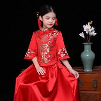 Modern Chinese Red Wedding Dress NZ | Buy New Modern Chinese Red ...