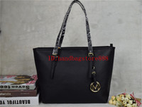Wholesale Fashion Bags - famous brand Designer fashion women luxury bags MICHAEL KALLY lady PU leather handbags brand bags purse shoulder tote Bag female 6821