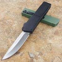 Wholesale survival tech - Newer mi tech Lightning knife 6 Options camping survival hunting knife knives copies ZT Ben 1pcs freeshipping