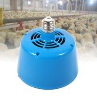 Wholesale warm chicken - New E27 Heat Lamp Bulb Type Poultry Heat Lamp Brooder Piglets Chicken Pet Keep Warming Light