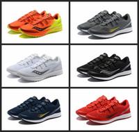 обувь для сауны оптовых-2018 мода новый Saucony Свобода ISO сетки летние кроссовки мужские случайные спортивные тренеры кроссовки размер 36-44