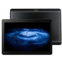 android tablet venda por atacado-10 Polegadas 3G 4G LTE tablet Oito núcleo Ultra fino HD IPS tela Construído em 4 GB de disco rígido 32 GB Android 6.0 WiFi Bluetooth GPS mesa de Navegação