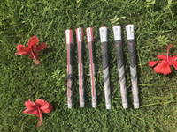 Wholesale Black Iron Rubber - 2018 brand new Std & Midsize golf MCC plus 4 Align clubs grips for driver irons and woods made of multi compound choose your size